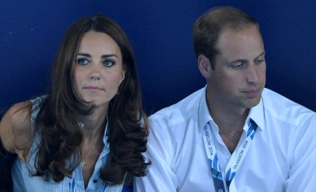 Kate Middleton and Prince William in 2014