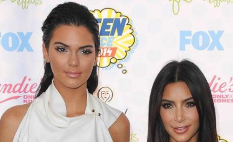 Kim Kardashian on Kendall Jenner: I Bought Her F--king Career!!