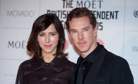 Benedict Cumberbatch: Expecting First Child With Sophie Hunter!