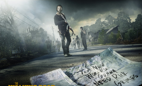 The Walking Dead Return Art: Who Will the World Need?