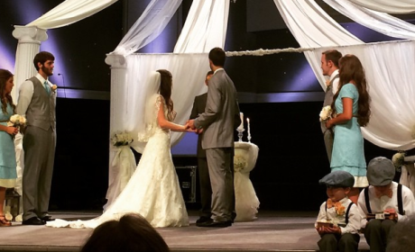 Jill Duggar, Derick Dillard Wedding Picture