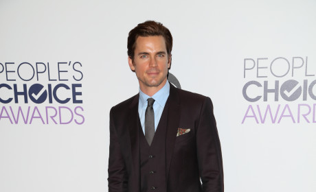 Matt Bomer at the People's Choice Awards