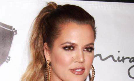 Snapshot of Khloe Kardashian