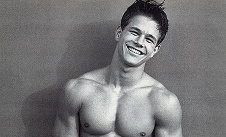 Mark Wahlberg Calvin Klein Photo