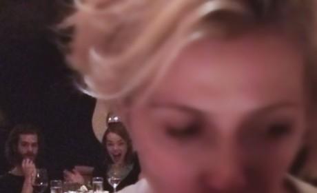 Emma Stone: The Ultimate Photobomb