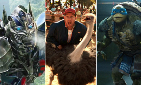 2015 Razzie Nominations: Which Films Were the Worst of the Worst?