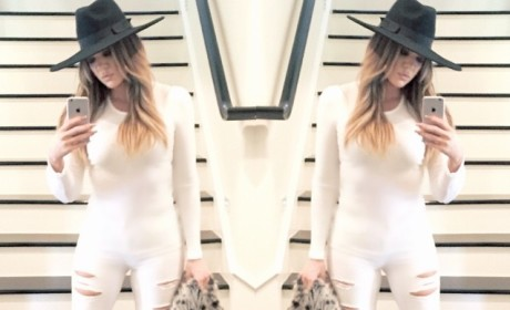 Khloe Kardashian Camel Toe Has Its Own Name, Because Of Course It Does
