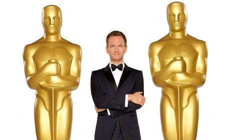 Neil Patrick Harris Oscar Promo Pic