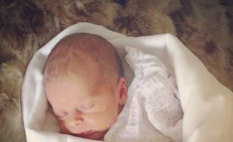 Ali Larter Baby