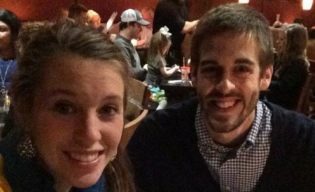 Jill Duggar Posts Date Night Selfie: P.F. Chang's For the Mom-to-Be!