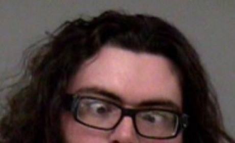 Nathaniel Follette Arrested For Riding Bike Through Supermarket, Protests With HILARIOUS Mug Shot