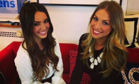 Scheana Marie to Stassi Schroeder: Get a Life! Shut Up About Me! Go Back to Your Chevron Paintings!