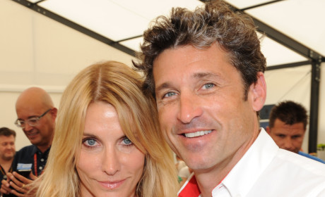 Patrick Dempsey and Jillian Fink: It's Over!