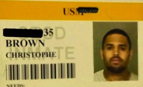 Chris Brown Tied to Identity Theft ... as the Victim!
