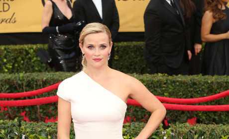 Reese Witherspoon at the SAG Awards