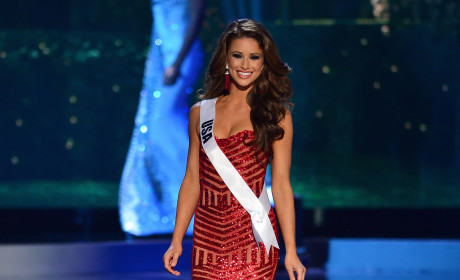 Miss USA Knows How to Solve Terrorism