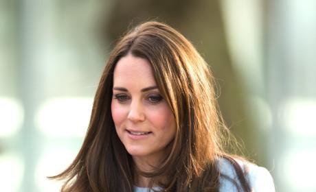 Kate Middleton Pre-Photoshop