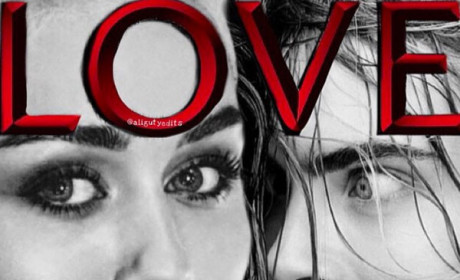 Miley Cyrus Replaces Kim Kardashian on LOVE Cover: See the Photoshop!