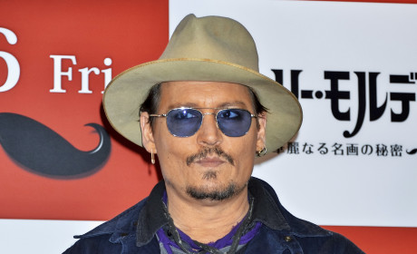 Johnny Depp: I Wasn't Drunk! I Was Fighting a Mythical Beast!