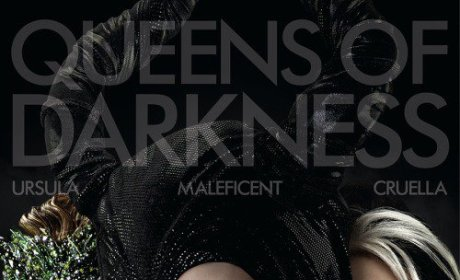 Once Upon a Time Return Poster: Darkness Will Fall