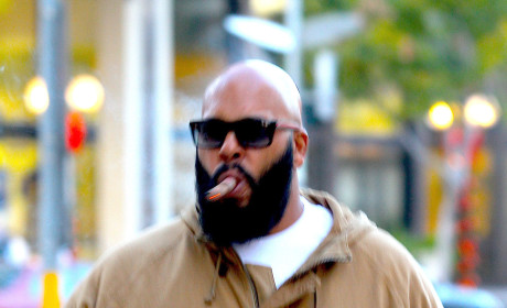Suge Knight: Rushed to Hospital Again!