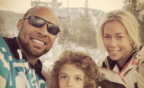 Kendra Wilkinson-Baskett and Family