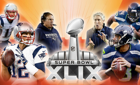 Super Bowl XLIX: Celebrities Choose Sides!