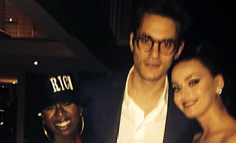 Katy Perry and John Mayer: Getting Close After the Super Bowl!