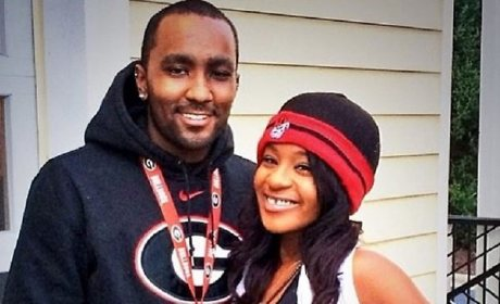 Bobbi Kristina and Nick Gordon
