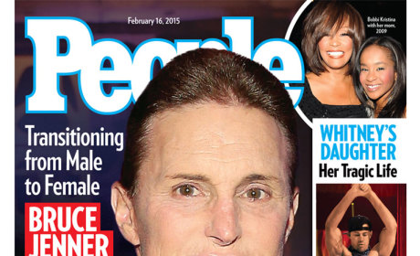 Bruce Jenner People Cover
