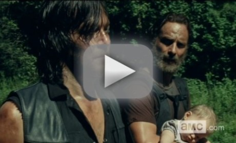 The Walking Dead Season 5 Episode 9 Recap: One More Day with a Chance