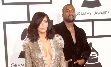 Kim Kardashian at the Grammys: Do You Like Her Look?