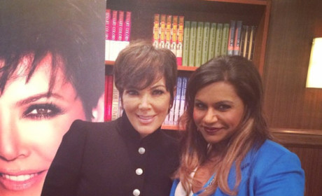Kris Jenner to Guest Star on The Mindy Project