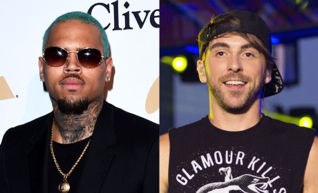 Chris Brown Responds to Domestic Violence Diss: No One's Perfect!