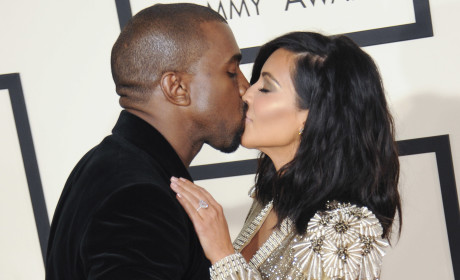 Kim Kardashian Hires Divorce Attorney, Cuts Ties With Kanye, Claims Ridiculous Tabloid Report