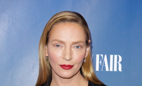 Uma Thurman Pulls a Renee Zellweger: What Happened to Her FACE?!