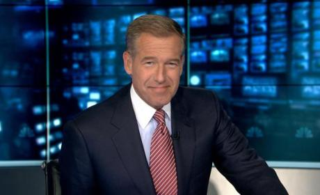 Brian Williams: Suspended By NBC For Six Months