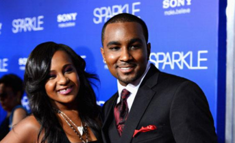 Nick Gordon and Bobbi Kristina Pic