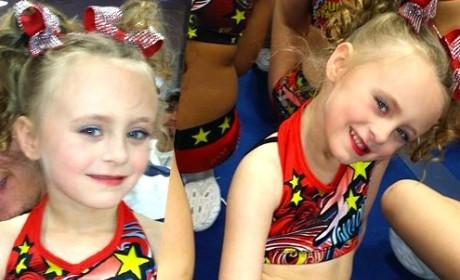 Leah Messer's Daughters