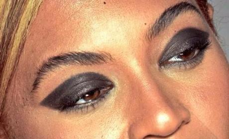 Beyonce: Unretouched Photo