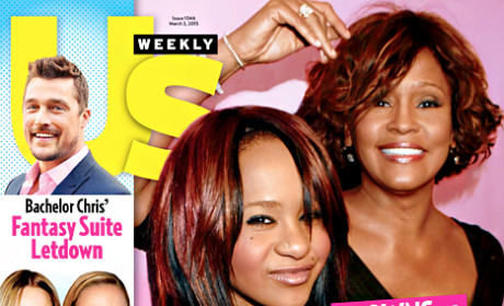 Bobbi Kristina and Whitney Houston Cover