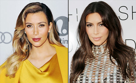 17 Celebrity Hair Color Changes