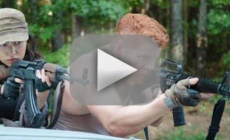 The Walking Dead Season 5 Episode 11 Recap: Safe at Last?