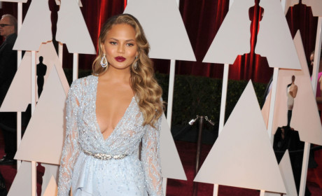 Chris Brown and Chrissy Teigen: Feuding on Twitter?
