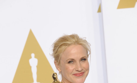 "Patricia Arquette to Pen Memoir, Embark on ""Artistic Journey"""