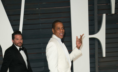 Beyonce and Jay Z Upstage Oscar Winners at Vanity Fair After Party