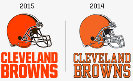 Cleveland Browns Change Helmet to Different Shade of Orange, Remain Mediocre at Football