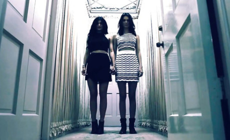 Kendall and Kylie Campaign Picture