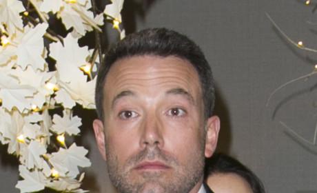 Ben Affleck: Flirting With Jennifer Lopez at the Oscars?!