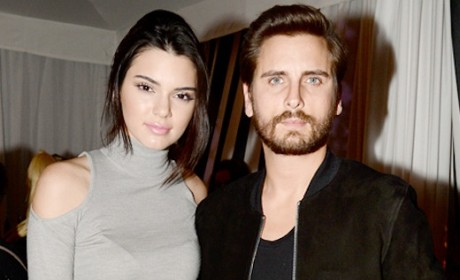 Kendall Jenner and Scott Disick NOT Hooking Up, Rep Somehow Has to State